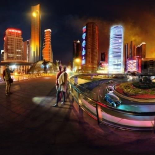 Шанхай 2030