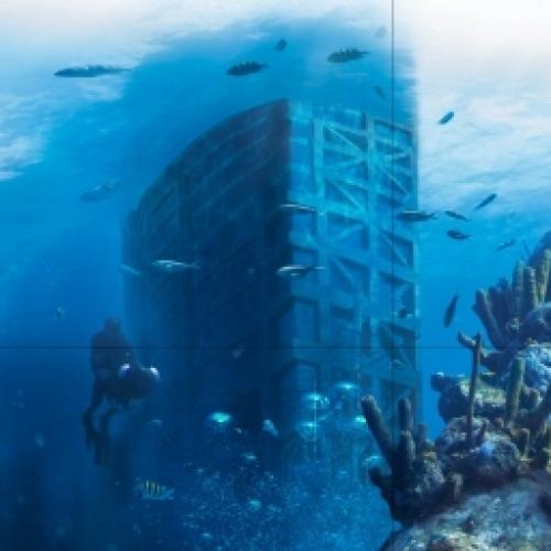 "Global warming: ""Titanic"" city"