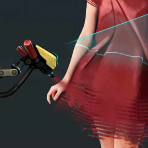 Spray-dress