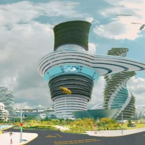 New-York 2050