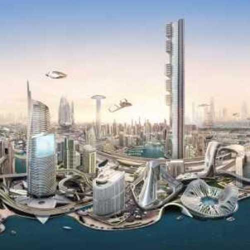 Dubai 2050