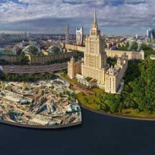 Moscow 2030