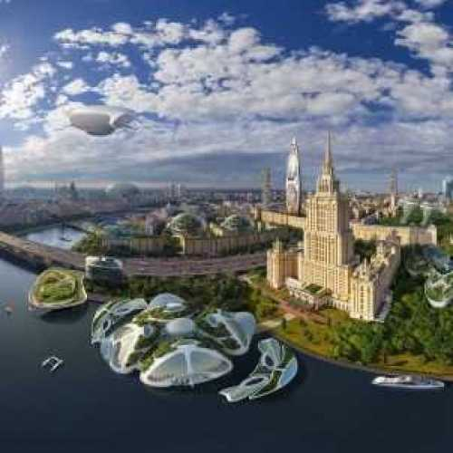 Moscow 2040
