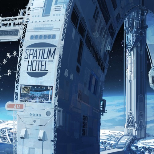 Spin Gravity & Space Hotels