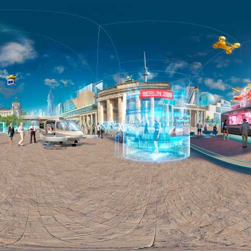 From 5G to vision 2050 – a new age of technology