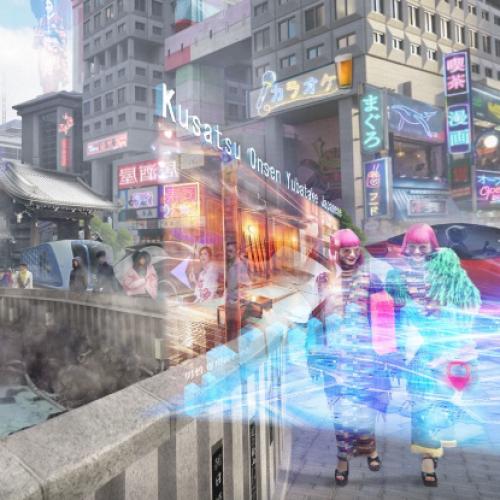 Kusatsu-2050: Bubbling with energy