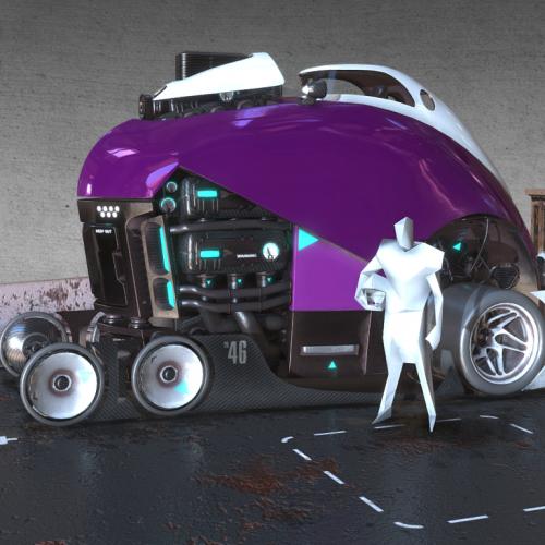 3D printing transforms vehicles
