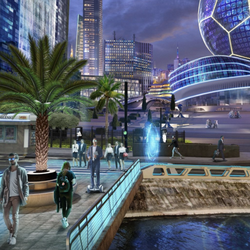 Sao Paulo 2050
