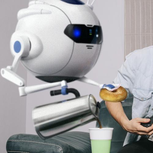 Роботы уборщики